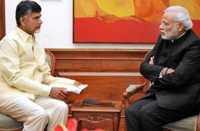 TDP part ways with NDA after Centre denies special state status; Chandrababu Naidu asks 2 Ministers to resign