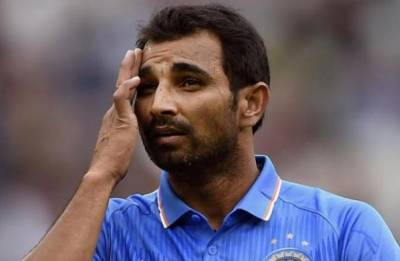 Mohammed Shami's contract withheld after wife alleges domestic abuse