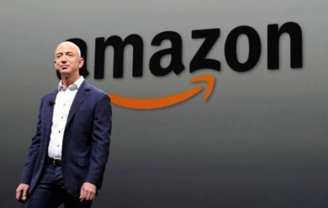 Amazon founder Jeff Bezos - File Photo
