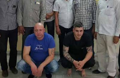 ATM cloning : Jaipur Police busts international skimmers gang, three Romanians arrested