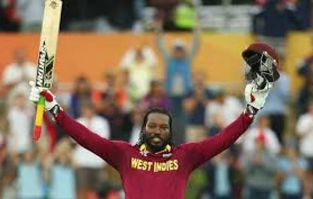 West Indies batsman Chris Gayle - File Photo