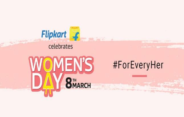 Flipkart Women s Day sale  Check out best deals on products (Photo Source   Flipkart c9b582e902