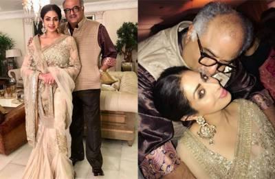 Boney Kapoor to make a documentary on Bollywood's Chandni- Sridevi's life?