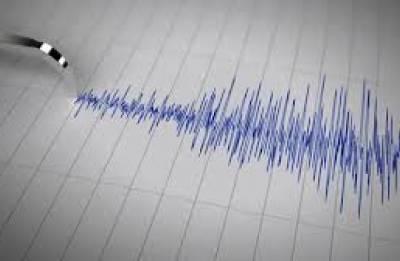 Strong 6.8 magnitude earthquake hits off Papua New Guinea