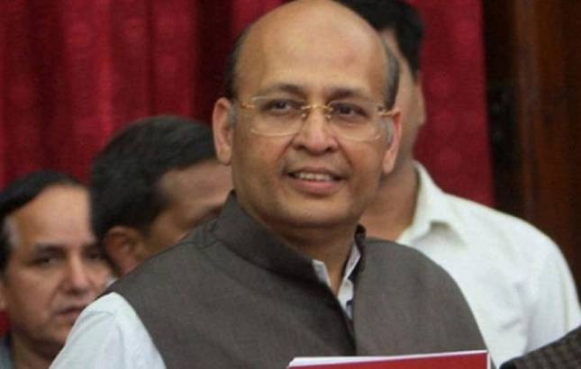 There is anti-BJP political space in Bengal: Abhishek Manu Singhvi