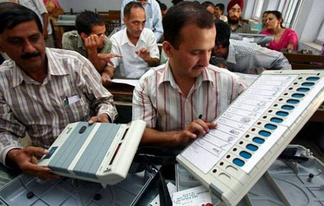 UP by polls: Gorakhpur, Phulpur LS by-elections to take place today (Representative Image)