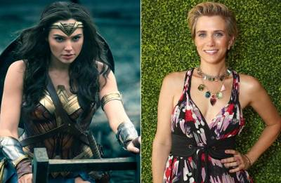 Kristen Wigg roped in for Wonder Woman 2, will be seen in a negative role