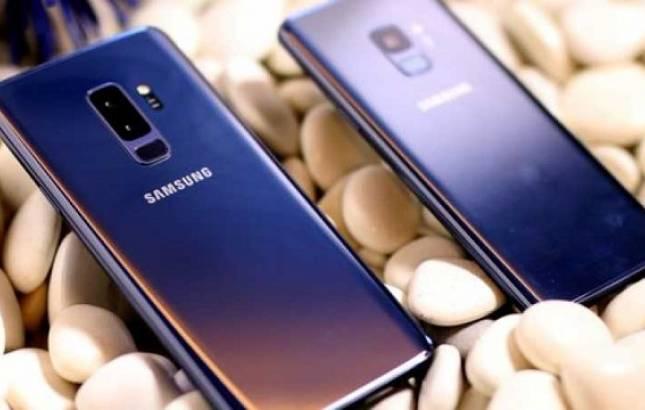 Samsung Galaxy S9 (Image Source: PTI)