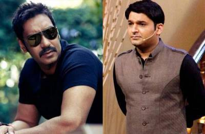Ajay Devgn to promote his film Raid on Kapil Sharma's new show 'Family Time With Kapil Sharma'