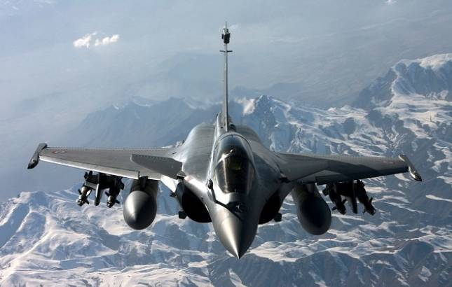 France pitches for another batch of 36 Rafale jets procurement by India (File Photo)
