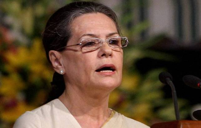 There may be a Congress President from outside family in future: Sonia Gandhi (PTI photo)
