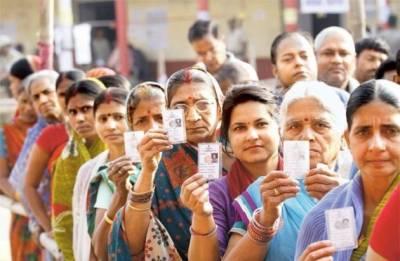 Uttar Pradesh LS Bypolls: 43% turnout in Gorakhpur, 37.39% in Phulpur