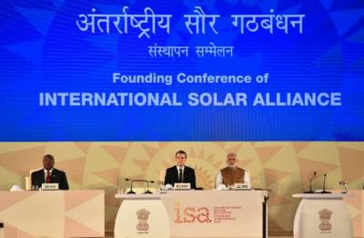 ISA Summit: PM Modi calls for concessional, less-risky financing for solar projects