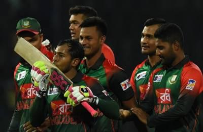 Nidahas Trophy: Bangladesh STUN Sri Lanka by five wickets on back of Mushfiqur Rahim's BLISTERING innings