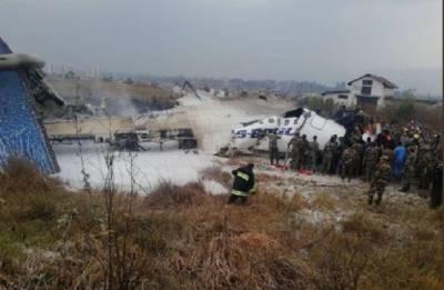 Nepal plane crash | 50 killed in mishap at Kathmandu airport; 23 injured, says army spokesperson