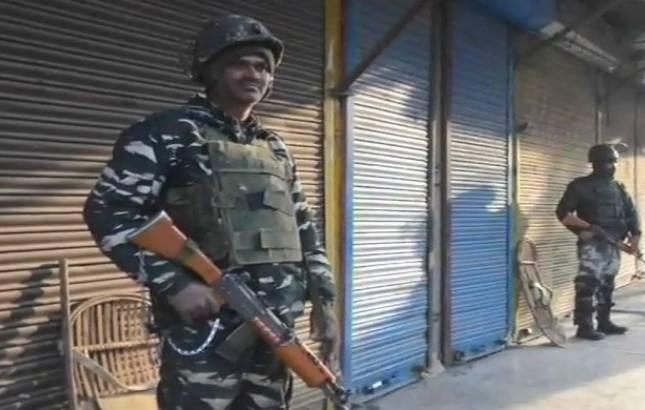 Schools, colleges shut in Srinagar after three militants killed in J&K encounter (ANI Photo)