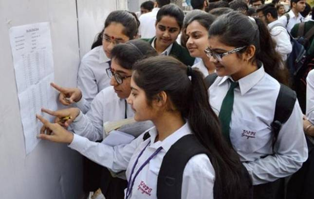 Error in CBSE class 10 question paper leads to confusion in students (Source: PTI)