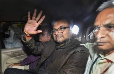 INX Media case: Karti Chidambaram sent to Tihar till Mar 24, no special cell for him