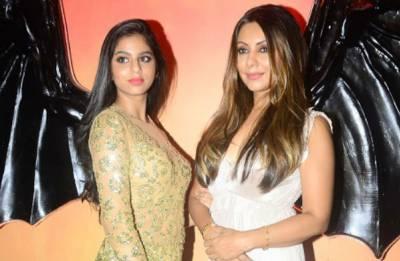 Gauri Khan spill beans about daughter Suhana's debut project