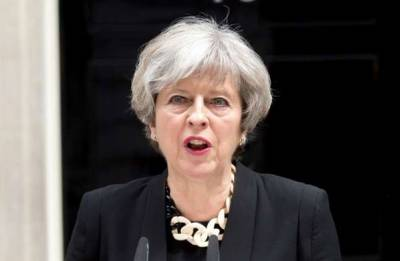Highly likely Russia is behind spy poisoning: Theresa May
