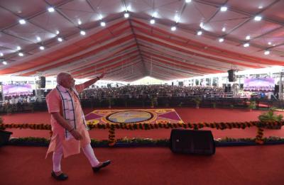 Insurgent groups boycott PM Modi's Manipur visit; call a day bandh