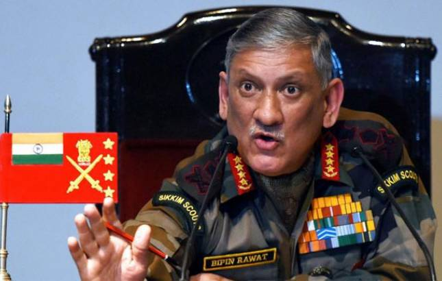 Annual exercise between Indian, Chinese armies to resume: Army Chief (Source: PTI)