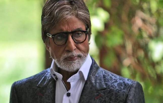 Amitabh Bachchan falls ill on the sets of Thugs of Hindostan; says doctors are fiddling with my body (File Photo)