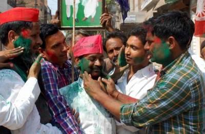 UP Bypolls: Samajwadi Party knocks out BJP in Yogi's Gorakhpur, Phulpur; Mayawati-Akhilesh combo halts saffron wave