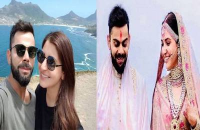 AWW! Virat Kohli-Anushka Sharma wear same t-shirt and fans can't stop GUSHING (see pic)