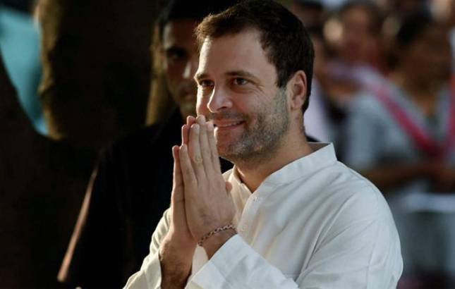 Uttar Pradesh bypolls: Deposits of Congress candidates seized but party president Rahul Gandhi happy with results (File Photo)