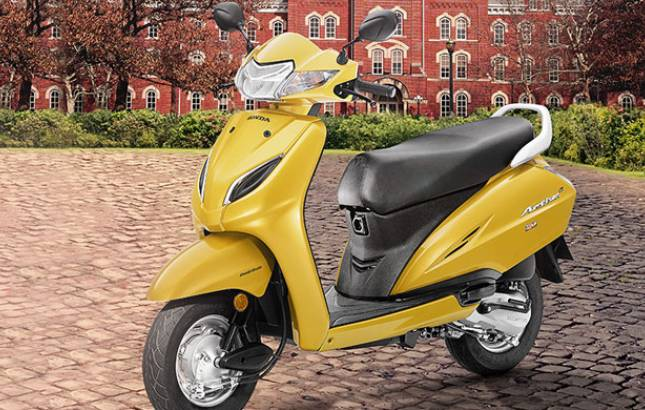 New Activa fifth-gen launched in India for Rs 52,460 (Source: Honda Motors)
