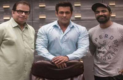 Salman Khan shares Race 3 logo teaser, to be released on Eid