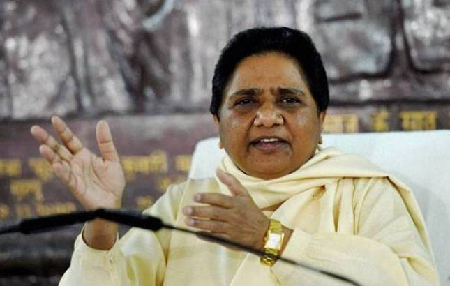 Mayawati to hold rally in Chandigarh with slogan Sanvidhaan Bachaao, Aarakshan Bachaao (File Photo)