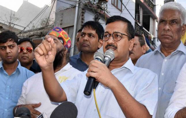 Sealing drive: Arvind Kejriwal seeks appointment with SC-appointed panel (ANI Photo)