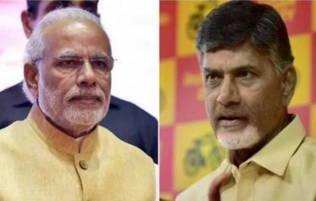TDP all set to pull out of NDA, to back YSR Congress's no-confidence motion against PM Modi