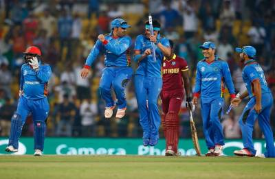 ICC World Cup Qualifer 2018: Nabi picks his 100th wicket as Afghanistan defeat West Indies by 3 wickets