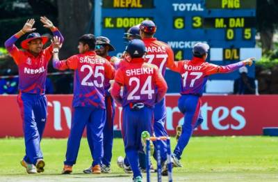 Nepal attains ODI status for first time, beat PNG by 6 wickets in World Cup Qualifiers