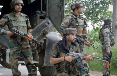 Security Forces launch cordon, search operations after fire shots heard in J&K's Bandipora area