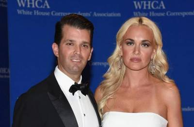 Donald Trump's daughter-in-law files for divorce from husband