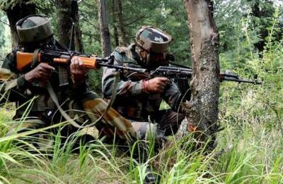 Two terrorists killed after failed weapon-snatching bid in Jammu and Kashmir