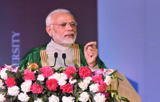 India's success story will remain incomplete till east comes at par with west, says PM Modi