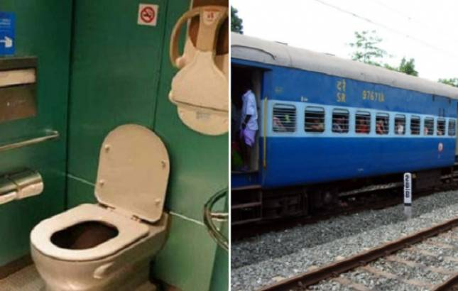 Railways surpasses target, installed over one lakh bio-toilets in trains during 2015-18