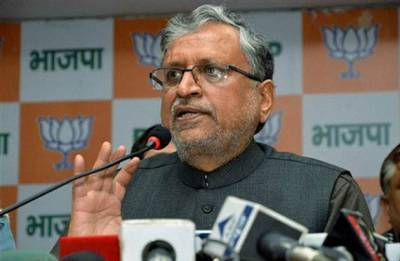 Darbhanga beheading is case of land dispute, no connection with Narendra Modi chowk, says Sushil Modi