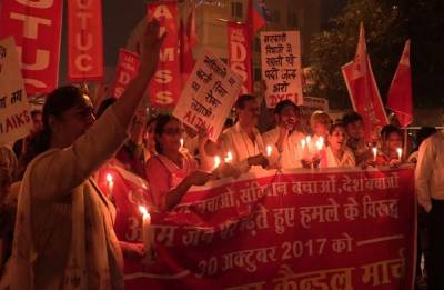 Left-affiliated organisations to hold protest against Narendra Modi government over Centre's policies