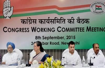 Congress authorises Rahul Gandhi to choose new Working Committee members