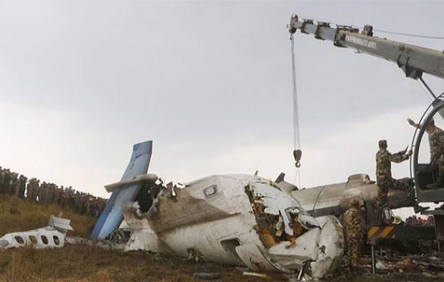 Kathmandu plane crash: US-Bangla airlines had no technical glitch, says Bangladesh probe body (Source-PTI)