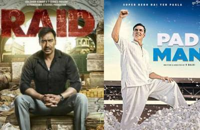 Raid box office collection Day 3: Ajay Devgn starrer witnesses SOLID GROWTH, beats Akshay Kumar's PadMan