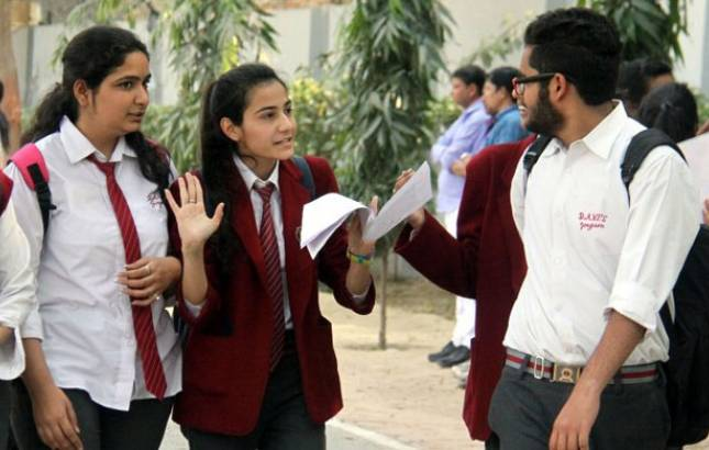 CBSE to give two marks extra for 'incorrect' question (Source: PTI)