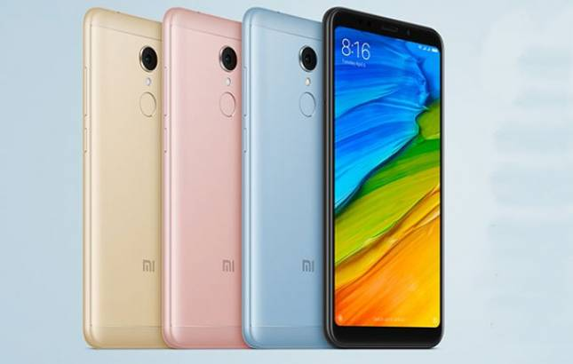 Xiaomi Redmi 5 to go on first flash sale tomorrow on Amazon at 12 pm (Source: Twitter)