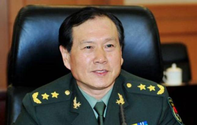 Lieutenant General Wei Fenghe (File Photo)